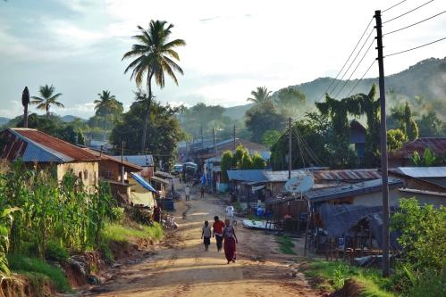 Mlimba Town Tanzania