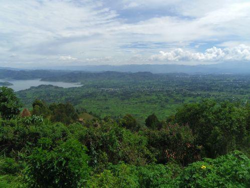 Lake Burera North Rwanda