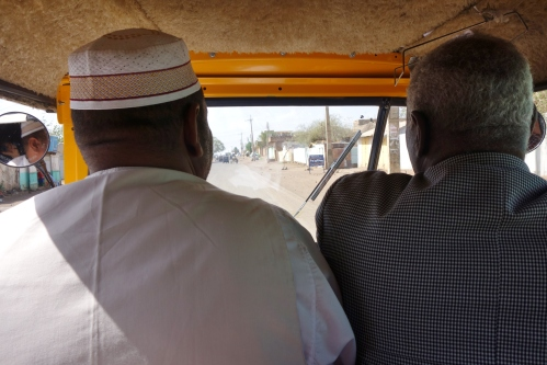 Hounds Tooth and the Tuk Tuk ride