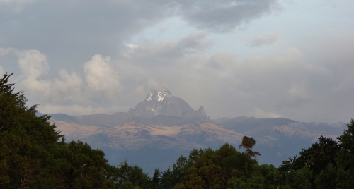 My Kenya Africa's 2nd highest mountain