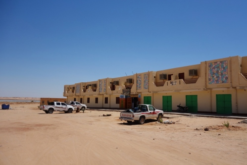 The Cangan Hotel in Sudan