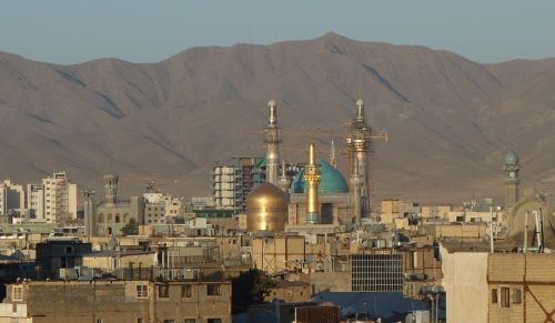 The Imam Reza Shrine