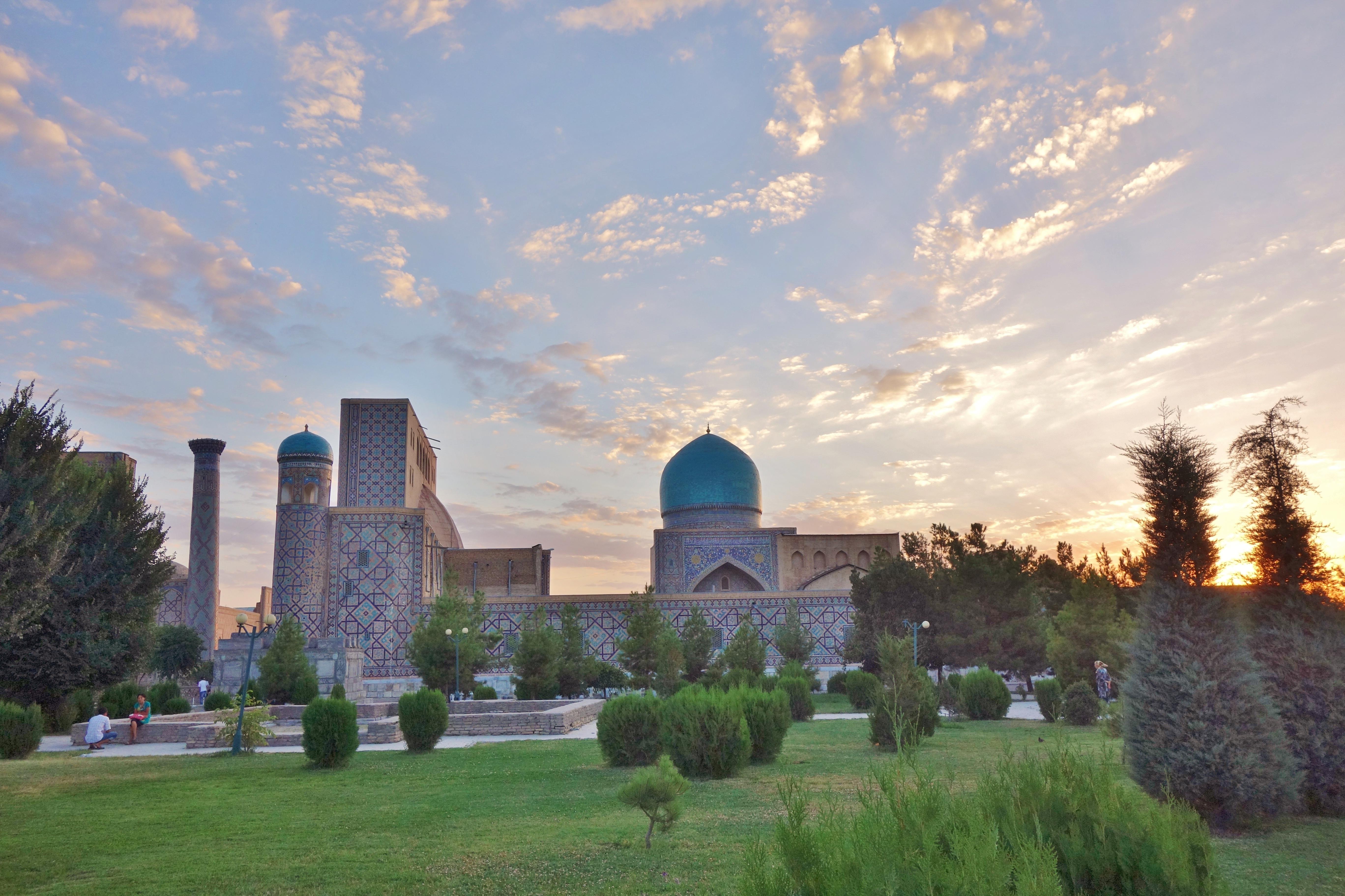 Samarkand Uzbekistan  City pictures : Samarkand Uzbekistan