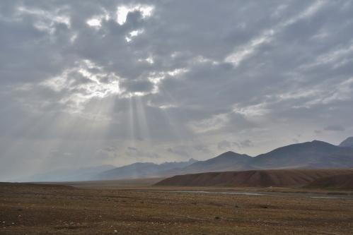 Torugart Pass
