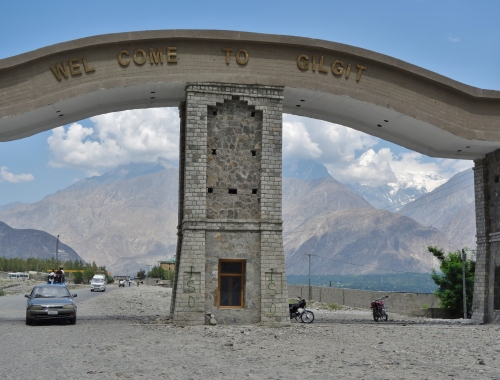 Welcome to Gilgit