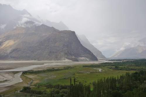 The Shigar Valley