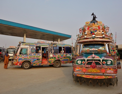 Rawalpindi Bus Station