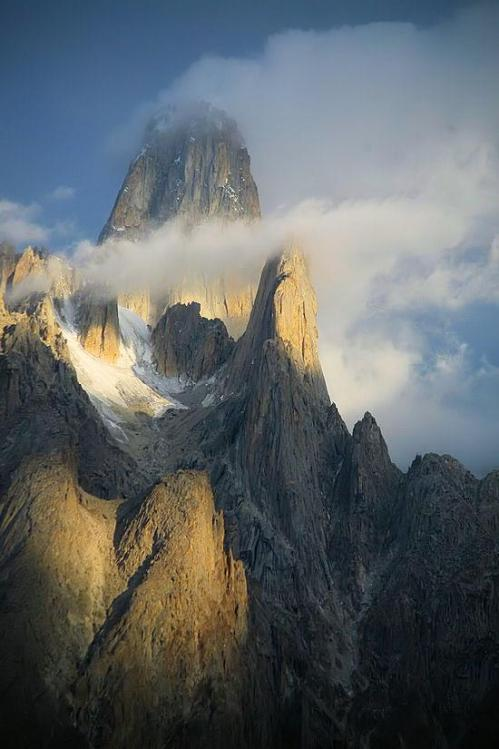 High Cliffs in pakistan