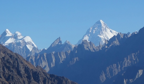 K2 from Machulu la
