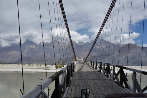 Khaplu Bridge to Muchulu