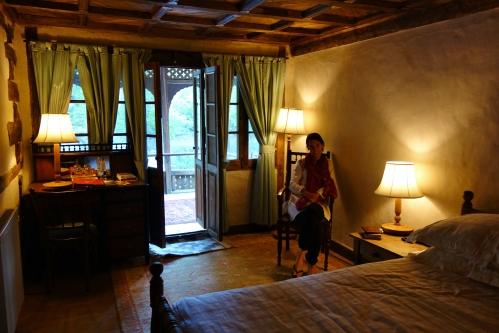 Khaplu Palace room