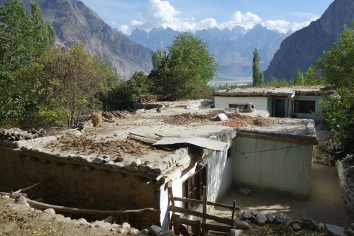Khaplu village