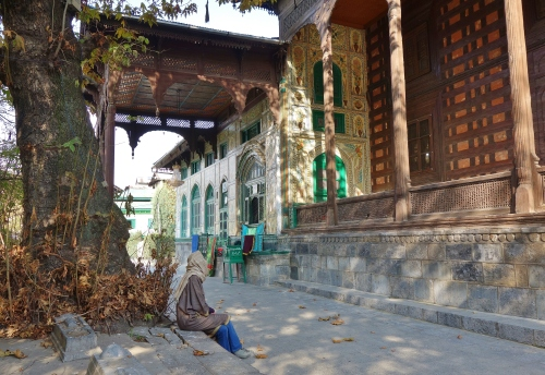 Mosque in Kashmir