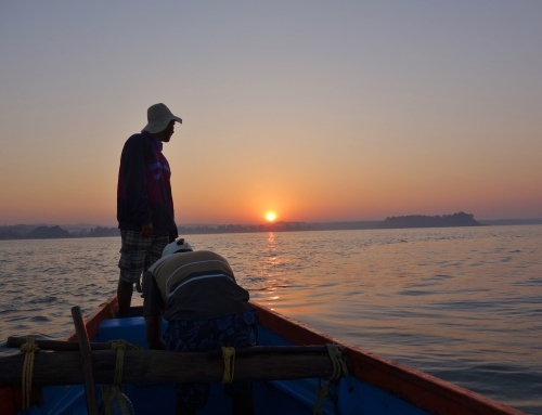 Boat ride Goa