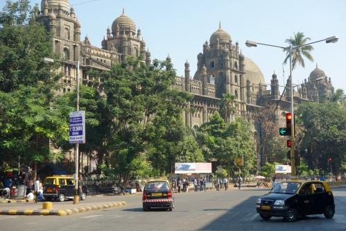 Colaba district in Mumbai
