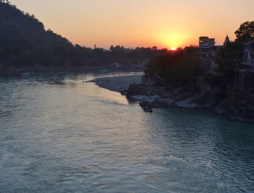 Ganges River Rishikesh
