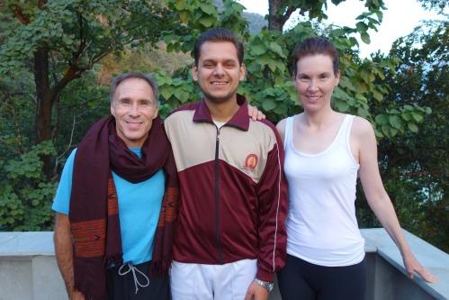 The Yoga Crew