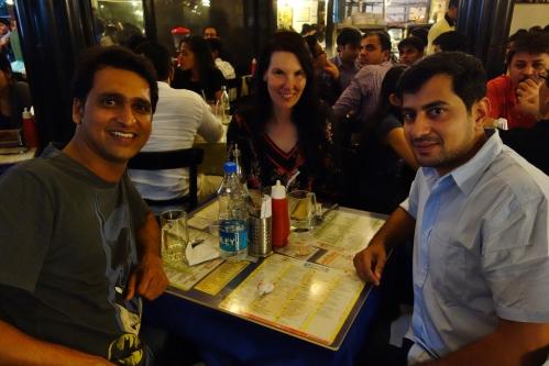 Leopolds Bar Mumbai