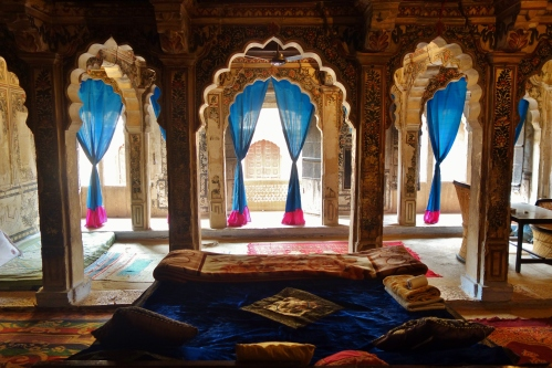 Our room in Jaisalmer
