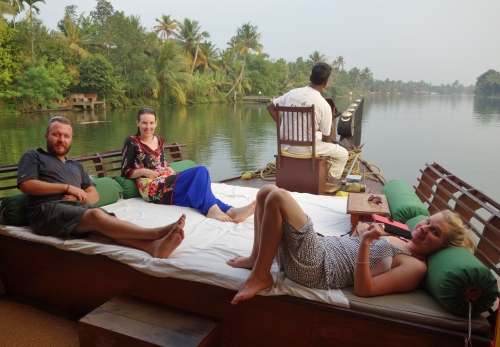Cruising backwaters
