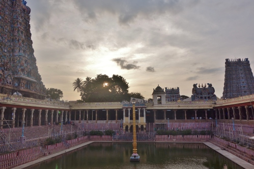 Sri Meenakshmi Temple