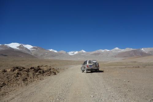 Tibtan Plateau