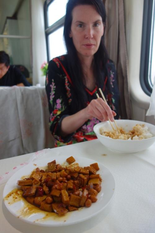 Dinner Tibet Railway