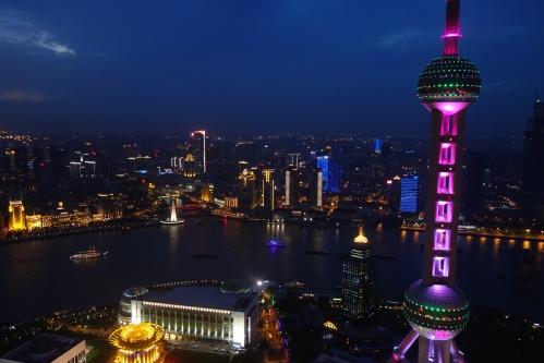 Ritz Carlton Shanghai