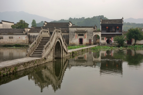 The Bridge from crouching tiger hidden dragon