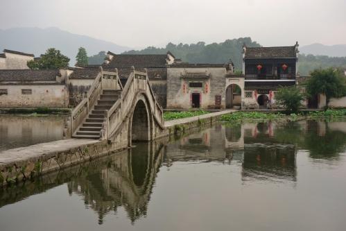 The Bridge from crouching tiger hidden dragon