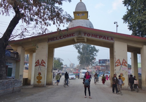 India Nepal Border crossing