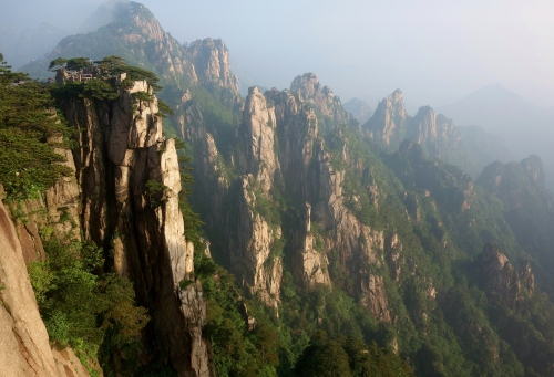 Yellow Mountains China
