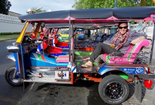 Bangkok Tuk Tuks