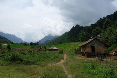 Heading to Vang Vieng