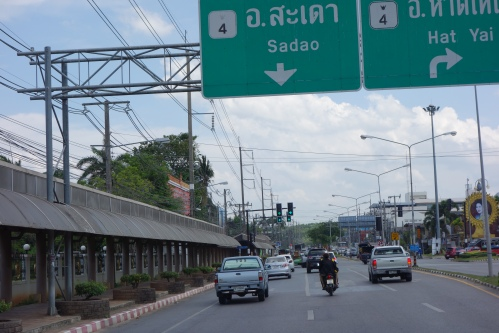 The race to Hat Yai