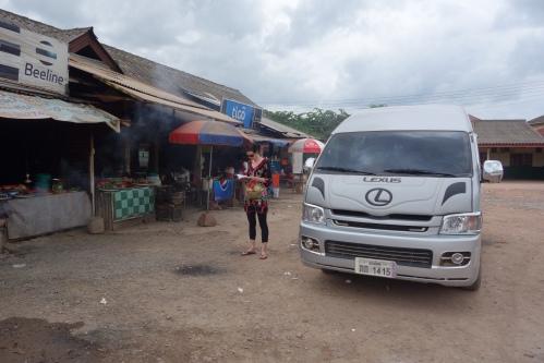 Luang Namtha to Luang Prabang