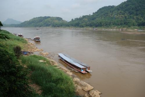 Mekong River Luang Prubang