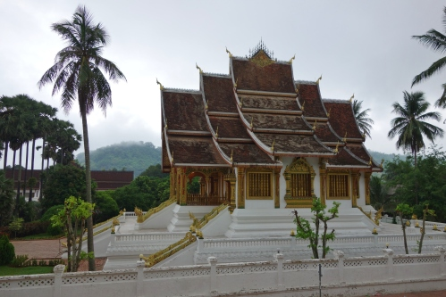 Wats in Luang Prubang
